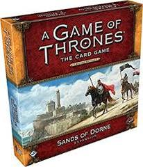 A Game of Thrones LCG - 2nd Edition - Sands of Dorne Expansion
