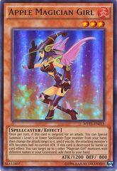 Apple Magician Girl - MVP1-EN015 - Ultra Rare - Unlimited Edition