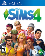 The Sims 4 (Sony) PS4