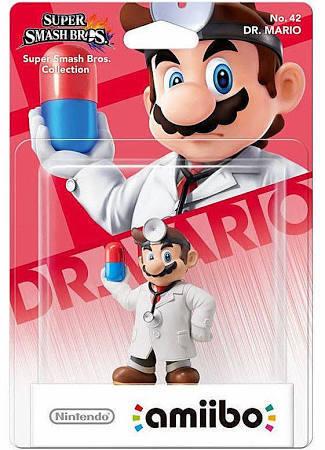 Dr. Mario - Super Smash Bros. Series - Amiibo (Nintendo)