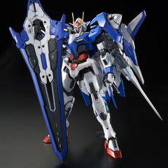 Master Grade  - Gundam 00 - GN-0000+GNR-010/XN 00 XN Raiser