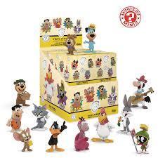WB Mystery Minis - Looney Tunes - Tom & Jerry - Yogi Bear - The Flintstones