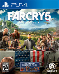 Far Cry 5 (Sony) PS4