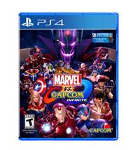 Marvel vs Capcom Infinite (Sony) PS4