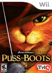 Puss in Boots (Nintendo) Wii