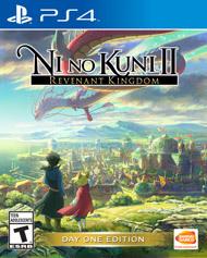 Ni no Kuni II Revenant Kingdom (Sony) PS4