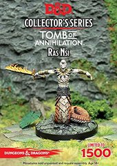 D&D Collector's Series: Tomb of Annihilation - Ras Nsi