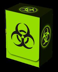 Green Biohazard - Deck Box (Legion)