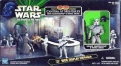 Cantina at Mos Eisley w/ Sandtrooper & Patrol Droid (Star Wars)