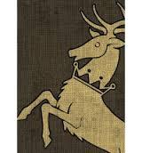 House Baratheon - A Game of Thrones Sleeves - (Fantasy Flight) - Standard