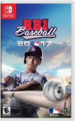 RBI Baseball 2017 (Nintendo Switch)