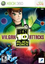 Ben 10 - Alien Force Vilgax Attacks (Xbox 360)