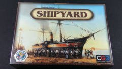 Shipyard - Czech Games Edition