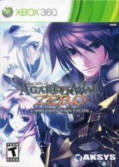 Record of Agarest War - Zero (Xbox 360) - LE