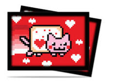 Valent Nyan Cat (Ultra Pro) - Standard Sleeves
