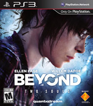 BEYOND: Two Souls collector tin