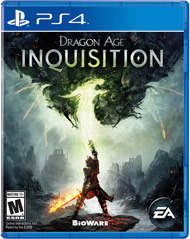 Dragon Age - Inquisition (Playstation 4) - PS4