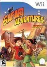 Safari Adventures Africa (Nintendo Wii)