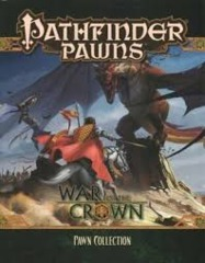 Pathfinder Pawns - War For the Crown (RPG) - Pawn Collection