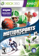 MotionSports - Kinect (Xbox 360)
