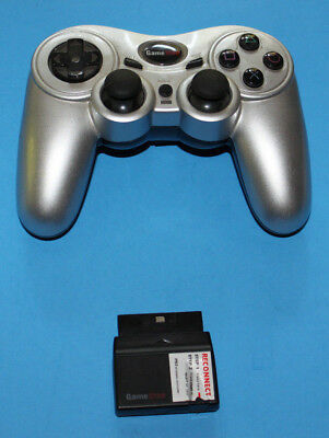 Gamestop Wireless Playstation 2 Ps2 Controller Video Game