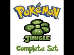 Pokemon Jungle Complete Set (Unlimited)