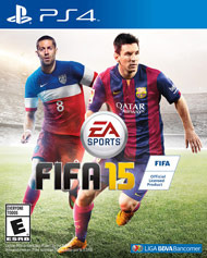 FIFA - 15 (Playstation 4) - PS4