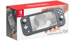 Nintendo Switch Lite System - Gray