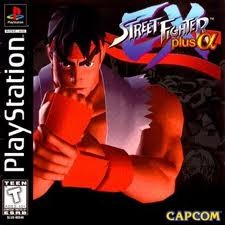 Street Fighter EX Plus a