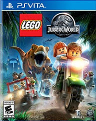Lego Jurassic World (Vita)