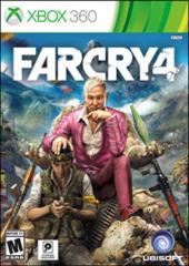 FarCry 4 (Xbox 360)
