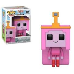 #415 Princess Bubblegum (Adventure Time + Mincraft)