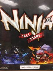 Ninja All-Stars (NJD000002-Base) Kick Starter Edition