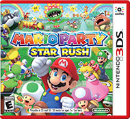 Mario Party Star Rush (3DS)