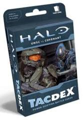 Halo UNSC vs Covenant TacDex