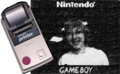 Gameboy Printer Selfie Kit (Gameboy)