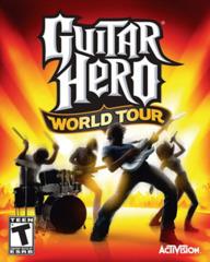 Guitar Hero - World Tour (Playstation 2)