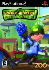 Army Men - Soldiers of Misfortune (Playstation 2)