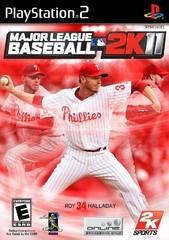 Major League Baseball 2K11 (Playstation 2)