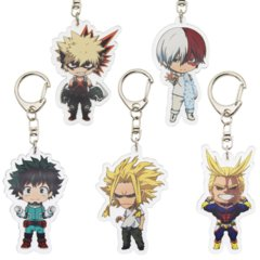 My Hero Academia Keychain (Various)