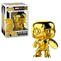 #377 - Captain America (Gold) (Marvel)