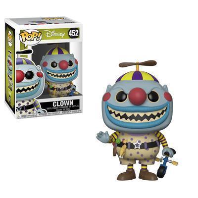 #452 Clown (Nightmare Before Christmas)