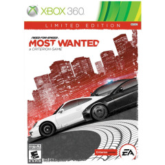 Need For Speed - Most Wanted (Xbox 360) - LE