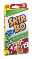 Mattel Games 42050 Skip Bo Card Game
