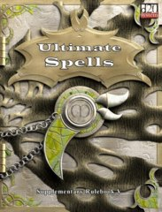 Ultimate Arcane Spellbook 3.5 Compatible