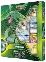 Battle Arena Decks: Rayquaza GX