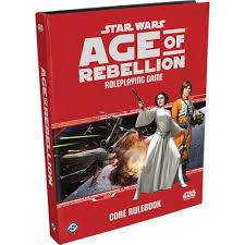Core Rulebook - Age of Rebellion (Star Wars)