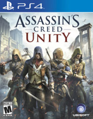Assassin's Creed - Unity (Playstation 4) - PS4