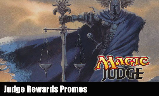 Judge reward promos