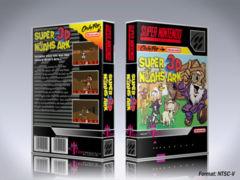 Super 3D Noah's Ark (Repro. Licensed)
